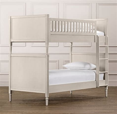 restoration hardware bunk bed emelia bunk bed bunk beds restoration