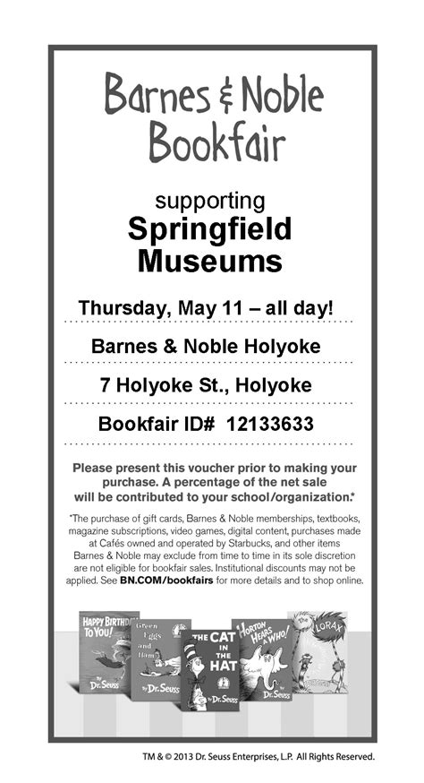 barnes and noble holyoke barnes noble bookfair springfield museums