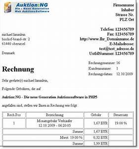 Www Md De Online Rechnung : rechnungswesen rechnung erstellen anzeigen ~ Themetempest.com Abrechnung