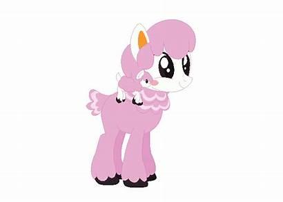 Reese Puff Plushy Pony Animal Bites Angei