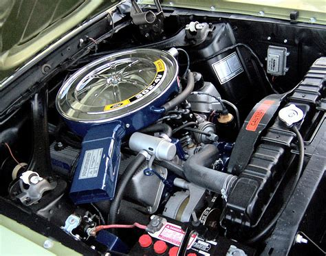 1969 Ford 302 Engine by Ford 302 Engine