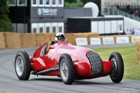 Goodwood Festival Of Speed 2014  Picture Gallery