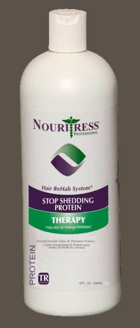 stop shedding hair 17 best images about nouritress for professionals on