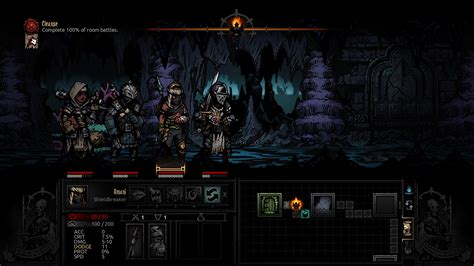 Darkest Shade Of by Darkest Dungeon Nous D 233 Voile Le Shieldbreaker Actualit 233 S