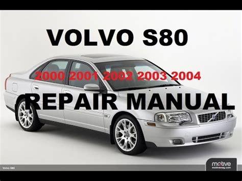 volvo       repair manual youtube