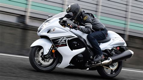 suzuki hayabusa top speed