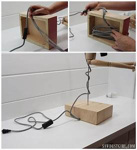 Diy, Table, Lamp, -, Make, Your, Own, Lamp