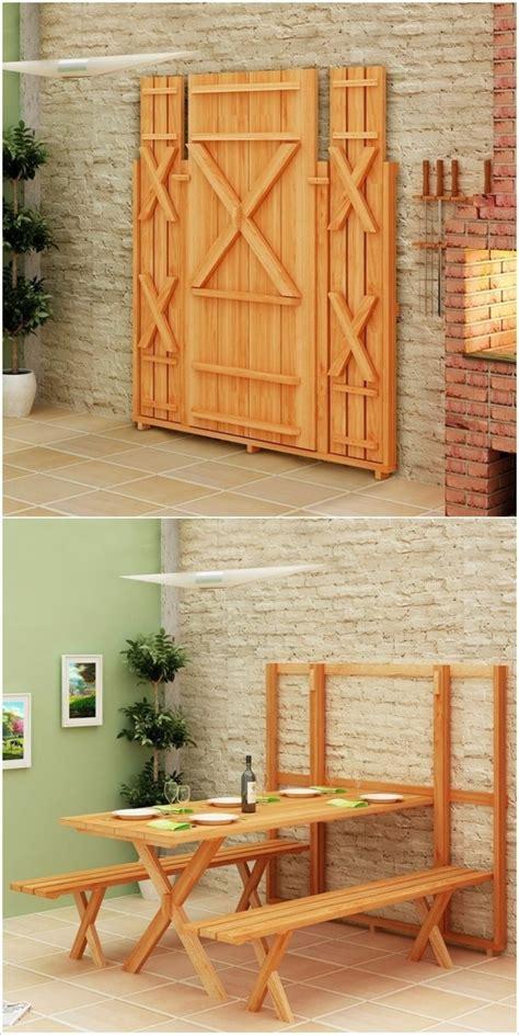 Ideen Für Fotos An Der Wand by Klapptisch F 252 R Wand Praktische Ideen F 252 R Kleine R 228 Ume