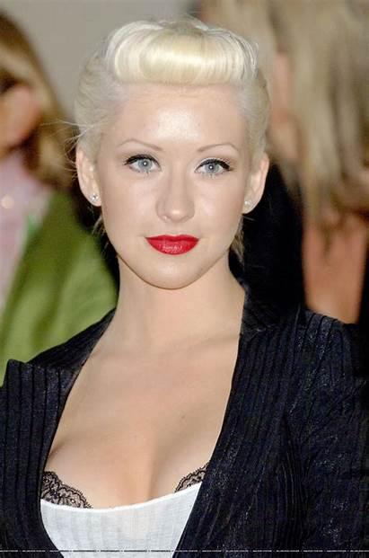 Christina Aguilera 2005 Celebs Hair Place Gq