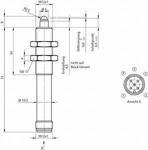 Egt12asfm5c2083 Precision Single Hole Fixing Limit Switch