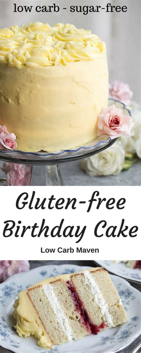Please submit your favorite gluten free recipe here. Best Gluten Free Low Carb Birthday Cake Recipe (Sugar-free)