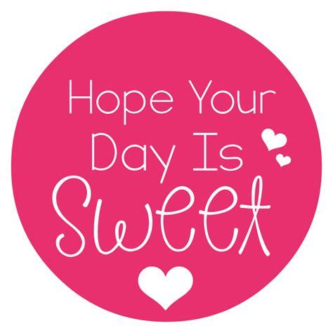 Sweet Valentine Printable Tag