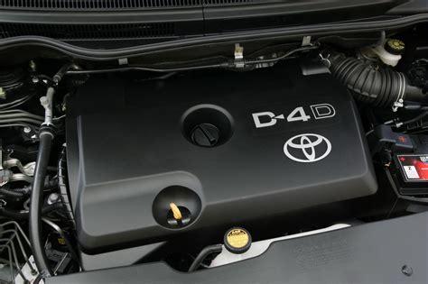 moteurs diesels toyota   defaillance des injecteurs