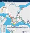 谁有港铁最新的未来规划图-香 港 区-地铁族