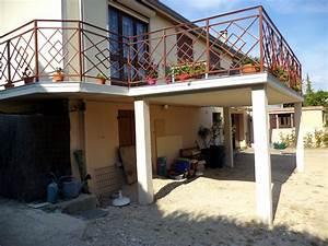 terrasse surelevee ma terrasse With agrandir une terrasse surelevee