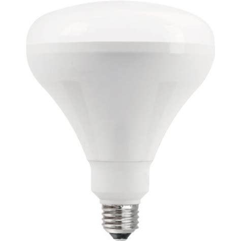 tcp lighting led12br40d50k 12w dimmable smooth br40 led