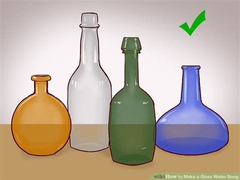 how to make glass l how to make a glass water bong 10 steps with pictures
