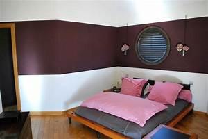 Peinture Mur Chambre : couleur chambre ado ~ Voncanada.com Idées de Décoration