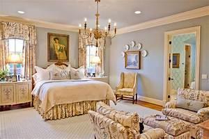 Cooper Creek Master Bedroom - Traditional - Bedroom ...