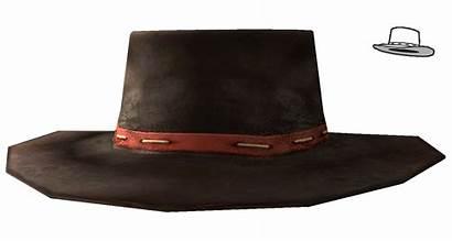 Hat Fallout Daniel Daniels Outfit Vegas Cowboy