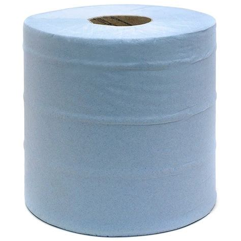 Olympia Blue Tissue   Large Roll   Toilet Paper & Kitchen