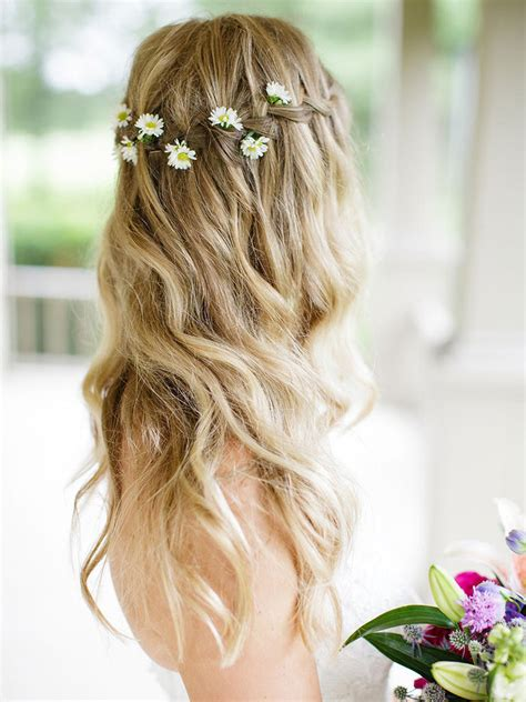 wedding hairstyles  long hair wohh wedding