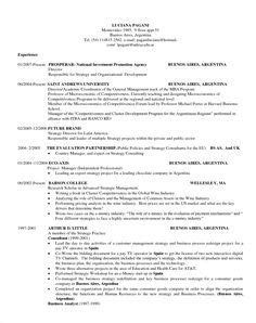 Harvard Resume by Chartered Accountant Resume Format Freshers Page 2 Cv