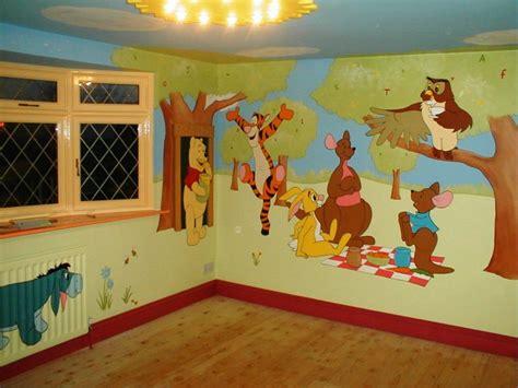 chambre disney emejing chambre bebe winnie lourson ideas ridgewayng com