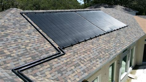 Solar Heating Drapes - solar pool heating in florida