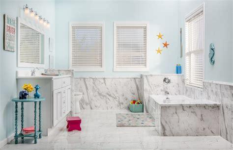 acrylic bathroom walls natural colors  textures