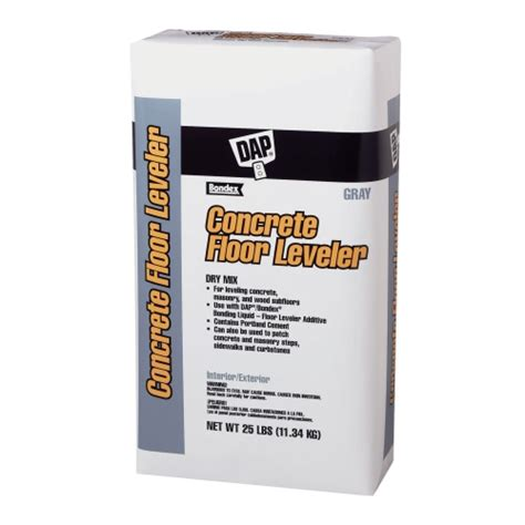 Dap Floor Patch And Leveler by Dap 174 Concrete Floor Level And Patch 10416 Patch
