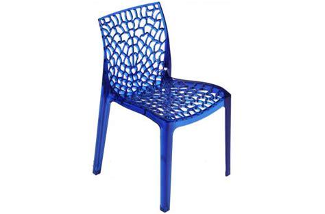les concepteurs artistiques chaise design transparente
