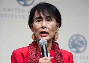 Video: Aung San Suu Kyi Voices Support for Further Easing ...