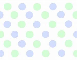 Blue Polka Dot Wallpaper - WallpaperSafari