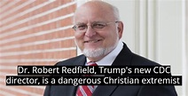 Trump's New CDC Director: AIDS Is 'God's Judgment' Against ...