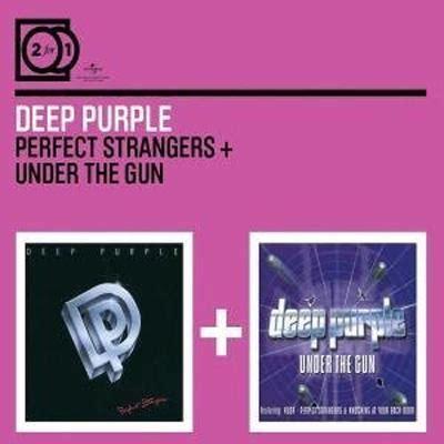 Perfect Strangers  Under The Gun  Deep Purple Hmv
