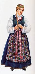 81 best images about Lithuanian traditional costumes on ...