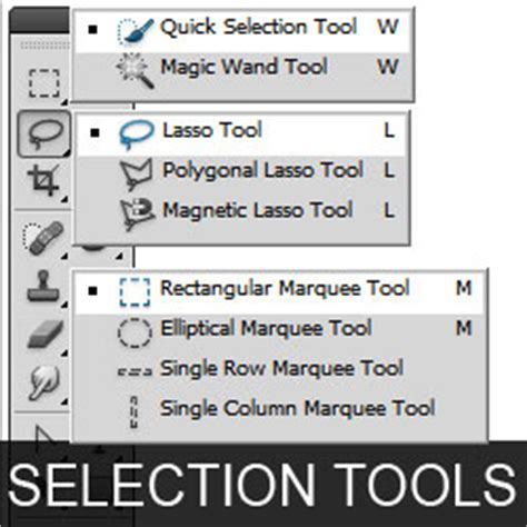 photoshop selection tool tutorials  beginners psddude