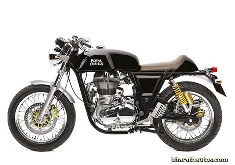Enfield Continental Gt Image by Royal Enfield Continental Gt Now Available In Gt Black