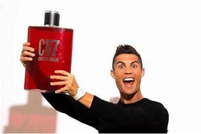 Cr7 Ronaldo Fragrance Cristiano Launches He Hailed