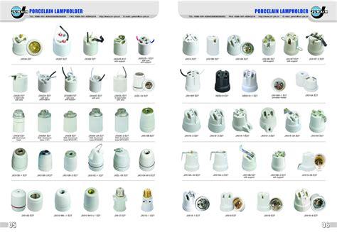 Electronic Spot Light Holder,porcelain Lamp Socket,bulb