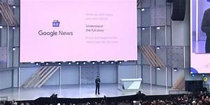 Google modifie totalement Google News pour plus de ...
