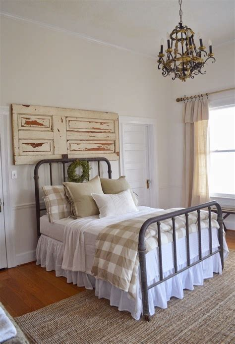 Bedroom Decor Blogs by White House Farmhouse Style In 2019