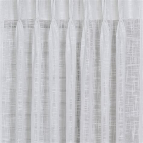 buy harper sheer pinch pleat curtains  curtain