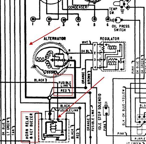 01 Gm 3 Wire Alternator Wiring Diagram by Ford Alternator 3 Wire Voltmeter Diagram Automotive