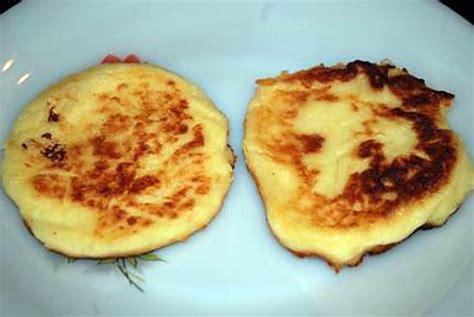 recette de galettes de pommes de terre anglaises
