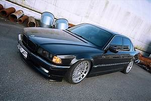 1998 Bmw 740i E38