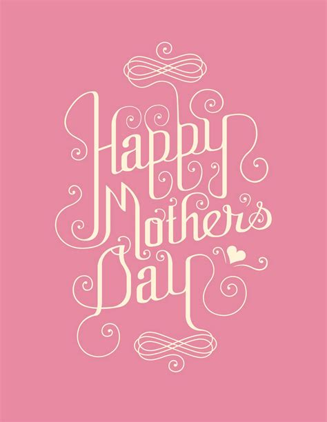printable vector psd happy mothers day cards