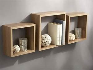 Etagere Murale Livre : meubles blog du mobilier tendance et contemporain ~ Teatrodelosmanantiales.com Idées de Décoration