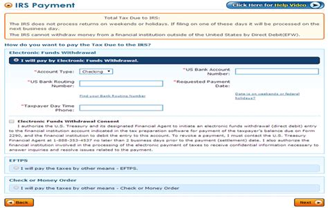 Form To Make Payments To Irs by Irs 2290 Payment E File Form 2290 Heavy Vehicle Use Tax